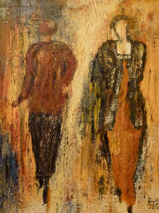 Les deux femmes
