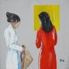 2014 - La toile jaune