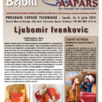 Page couverture Babill'AAPARS mai 2011