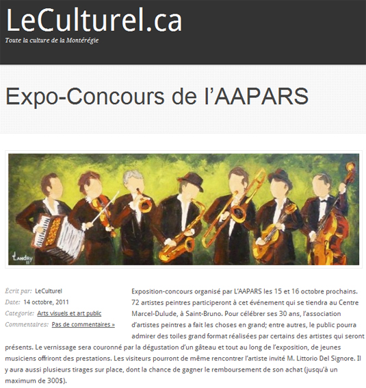 Le Culturel.ca