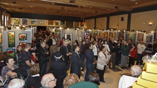 Vernissage Expo-concours automnale 2011