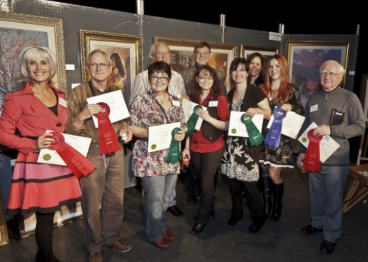 Artistes gagnants, Expo-concours automnale 2011