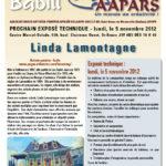 Babill'AAPARS d'octobre 2012