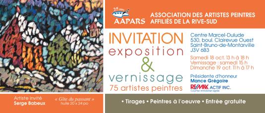 Carton Expo-Concours automnale 2008