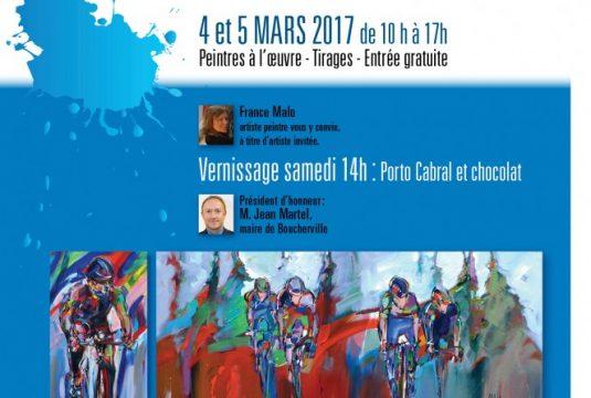 Expo Galerie 2017, 4 et 5 mars au Centre multifonctionnel à Boucherville