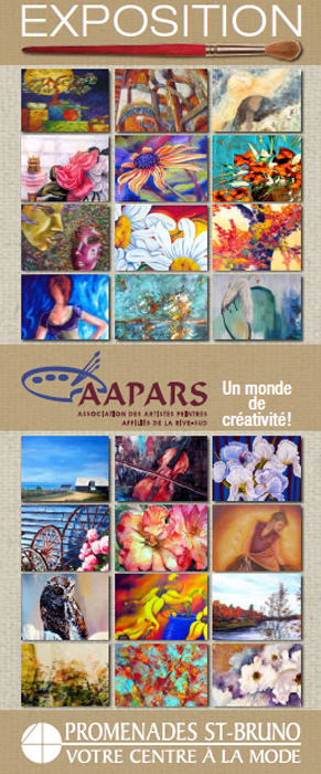 Carton exposition Galerie AAPARS 2011