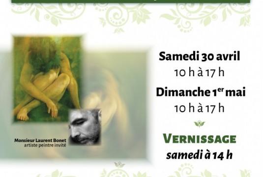 L'Exposition Printanière de l'AAPARS à  Mont-Saint-Hilaire les 30 avril et 1er mai prochains