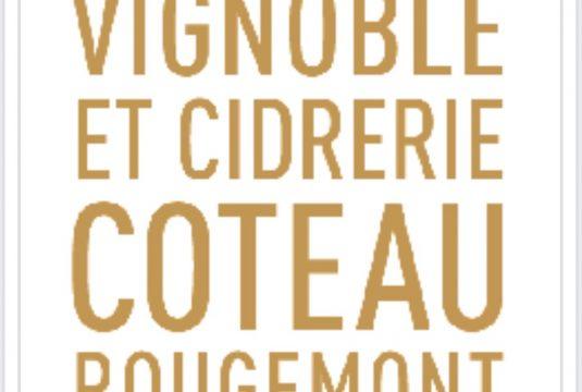 Vignoble et cidrerie Coteau Rougemont se joint à L'Exposition Printanière de l'AAPARS au Quartier DIX30 à Brossard