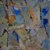 Mosaïque ou acrylique