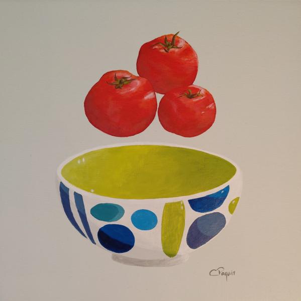 Tomates et bol Whittard