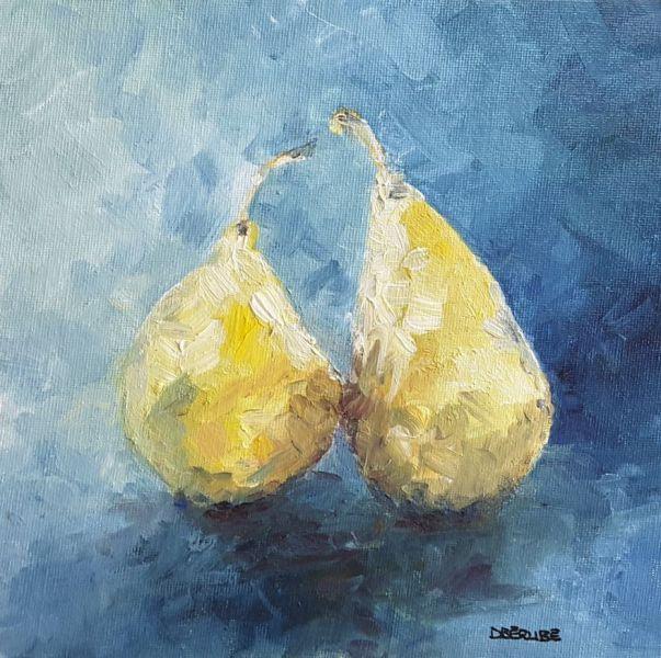 Deux poires