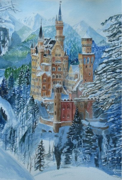 chateau-neuwanstein