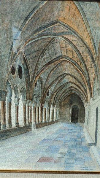 monastere Terragone espagne
