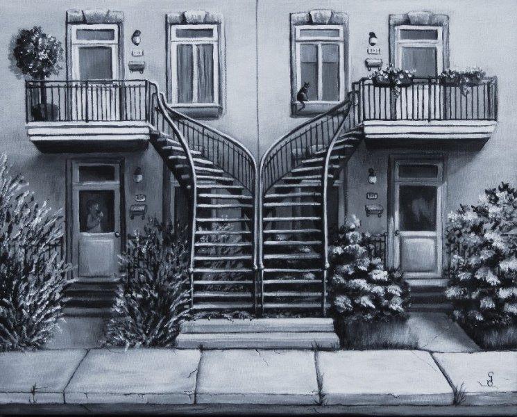Symétrie urbaine