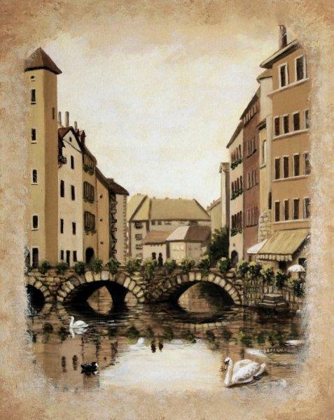 Le Vieux-Annecy