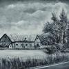 Grange abandonnée