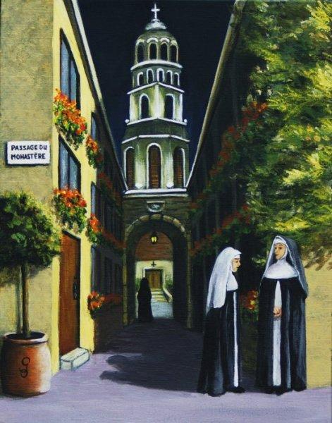 Passage du Monastère