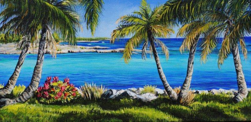 Escapade tropicale