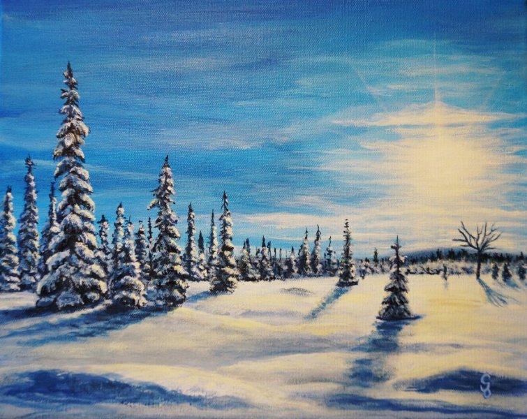 Soleil d\'hiver