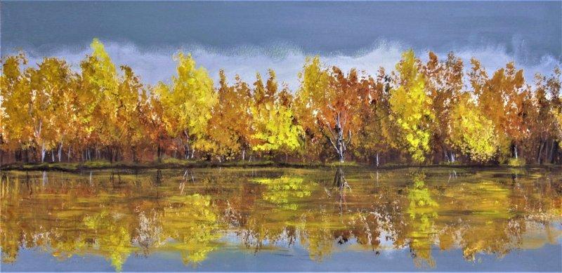 Lac aux bouleaux