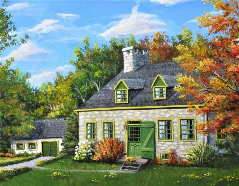 La maison du bedeau