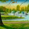 Marina Canal Lachine