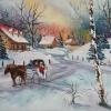 Balade hivernal
