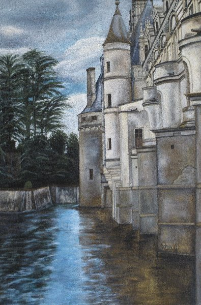 Château de Chenonceau 36 x 24