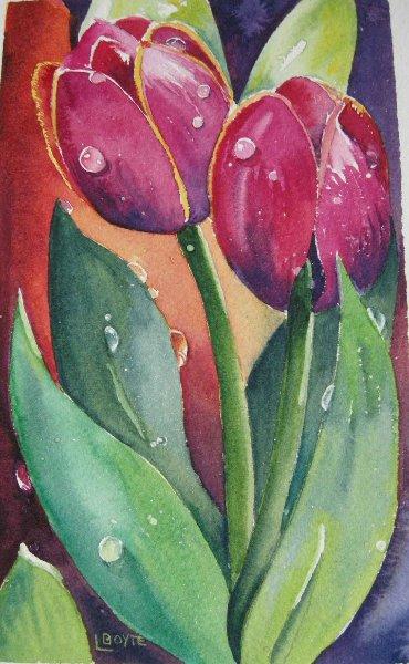 peinture-aquarelle-deux-tulipes-cours-aquarelle-linda-boyte_200koa