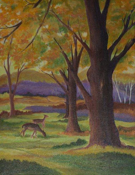 atelier-peinture-linda-boyte-automne-st-bruno-acrylique