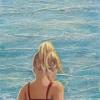 Les pieds dans l'eau © Manon Carrier