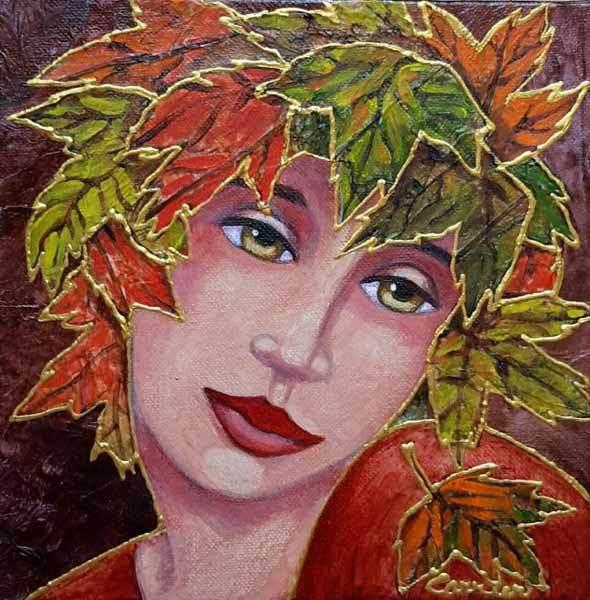 Manon Carrier, Été indien