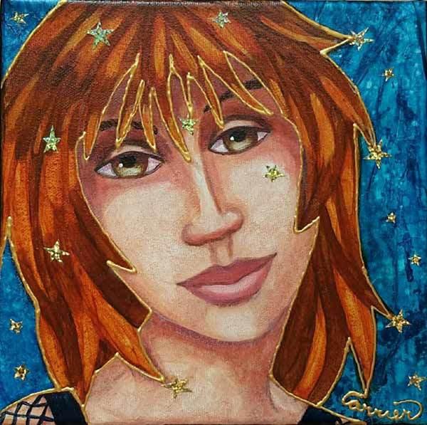 Manon Carrier, Sous une pluie d\'étoiles