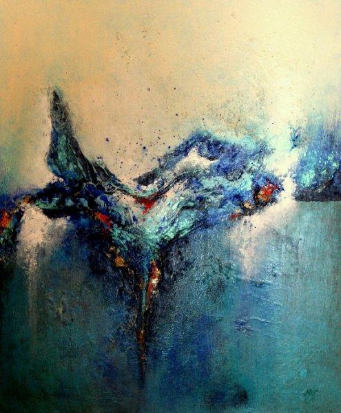 Oceanic bleu azure 2