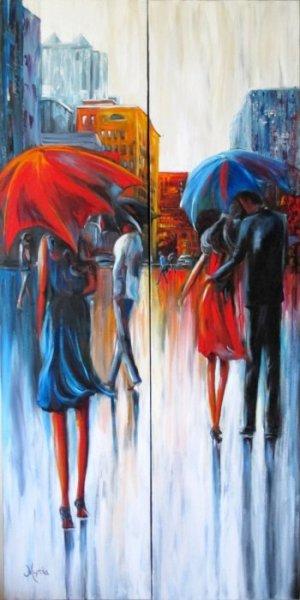 Chaude pluie