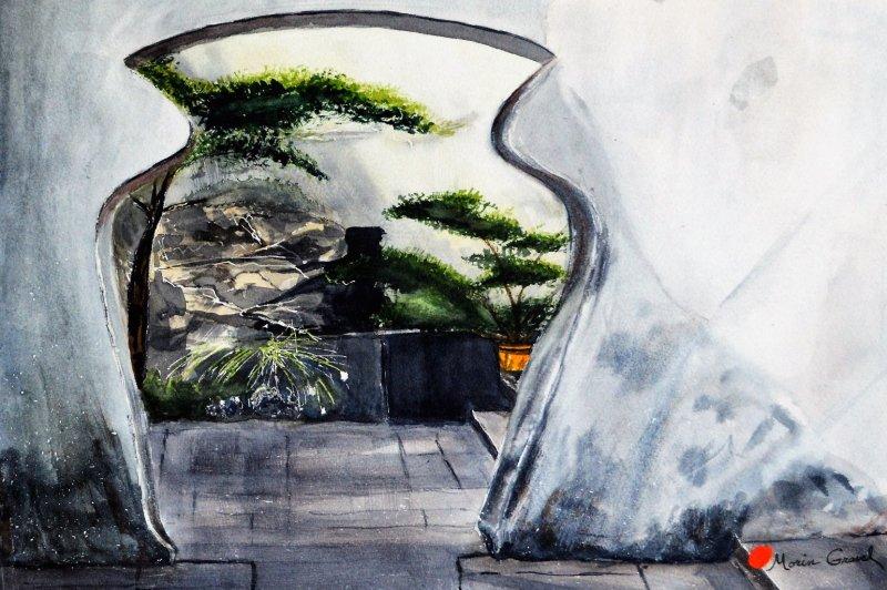 ouverture-sur-l-asie-no-2-aquarelle-20x20po