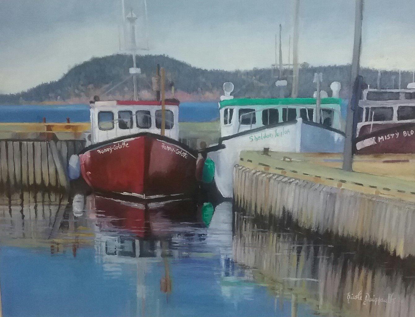 les-bateaux-des-iles-de-la-madeleine