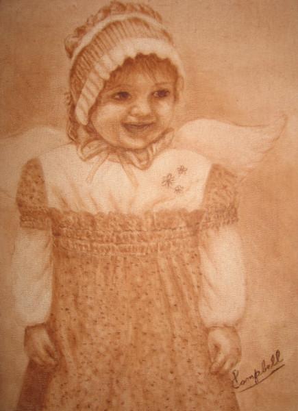 Mignonne poupée