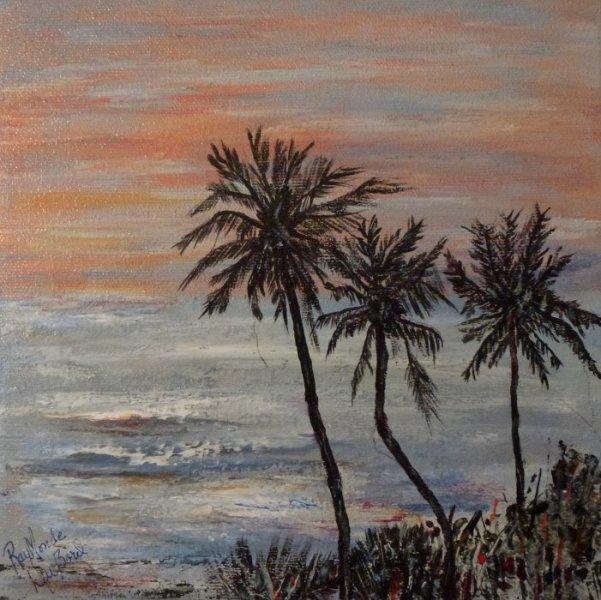 02-vendu-palmiers-au-sud-de-sri-lanka-acrylique