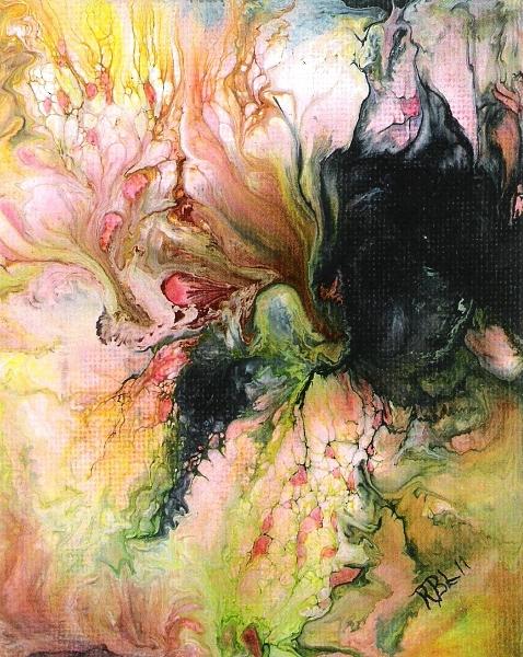 L\'Orchidée noire