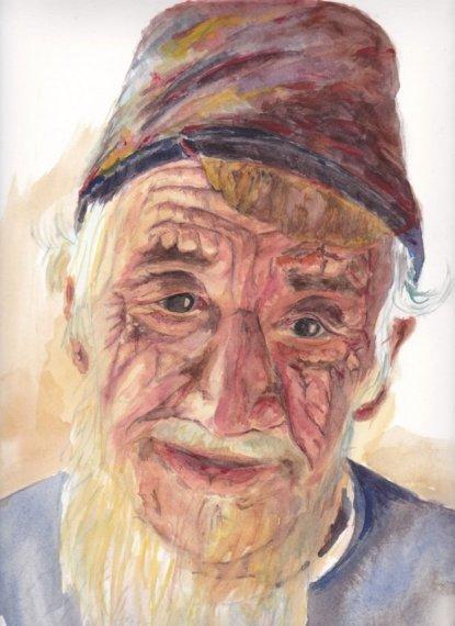 1999 - Le vieillard