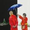2016-acrylique-le-maitre-et-son-disciple-14-x-11