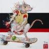 2020-acrylique-rat-de-metal-canh-ty-12-x-10