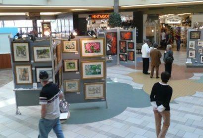 Exposition des Promenades St-Bruno 2009