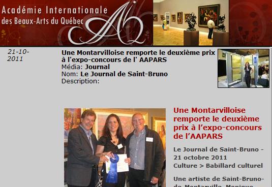 Académie Internationale des Beaux-Arts du Québecc