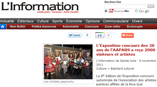 Journal L'Information