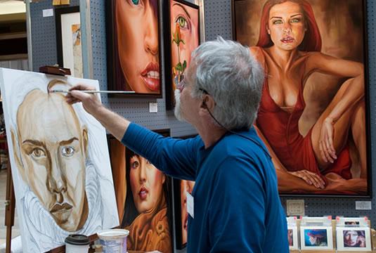 Exposition Promenandes St-Bruno 2012 - 2