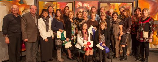 Gagnants de la 9e édition de l'exposition-concours automnale de l'AAPARS