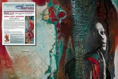 Couverture, Babill'AAPARS de septembre2013