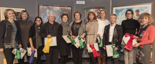 Gagnants expo-concours automne 2014